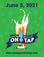 Snow Pond On Tap June 5 2021