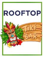 tiki bar rooftop bar